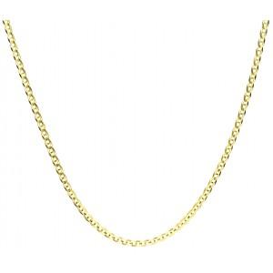 Złoty łańcuszek gucci - 45 cm