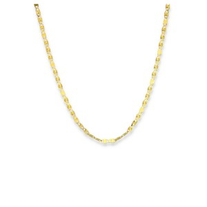 Złoty łańcuszek ozdobny - 45cm