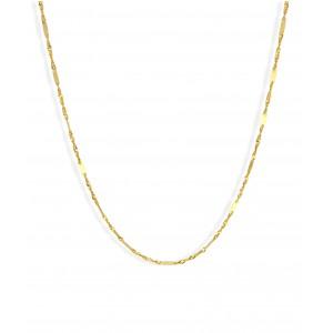 Złoty łańcuszek ozdobny -...