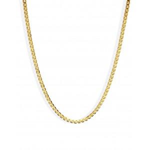 Złoty łańcuszek krab - 50 cm