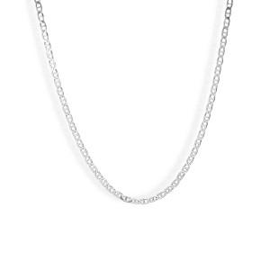 Srebrny Łańcuszek - Gucci 45cm